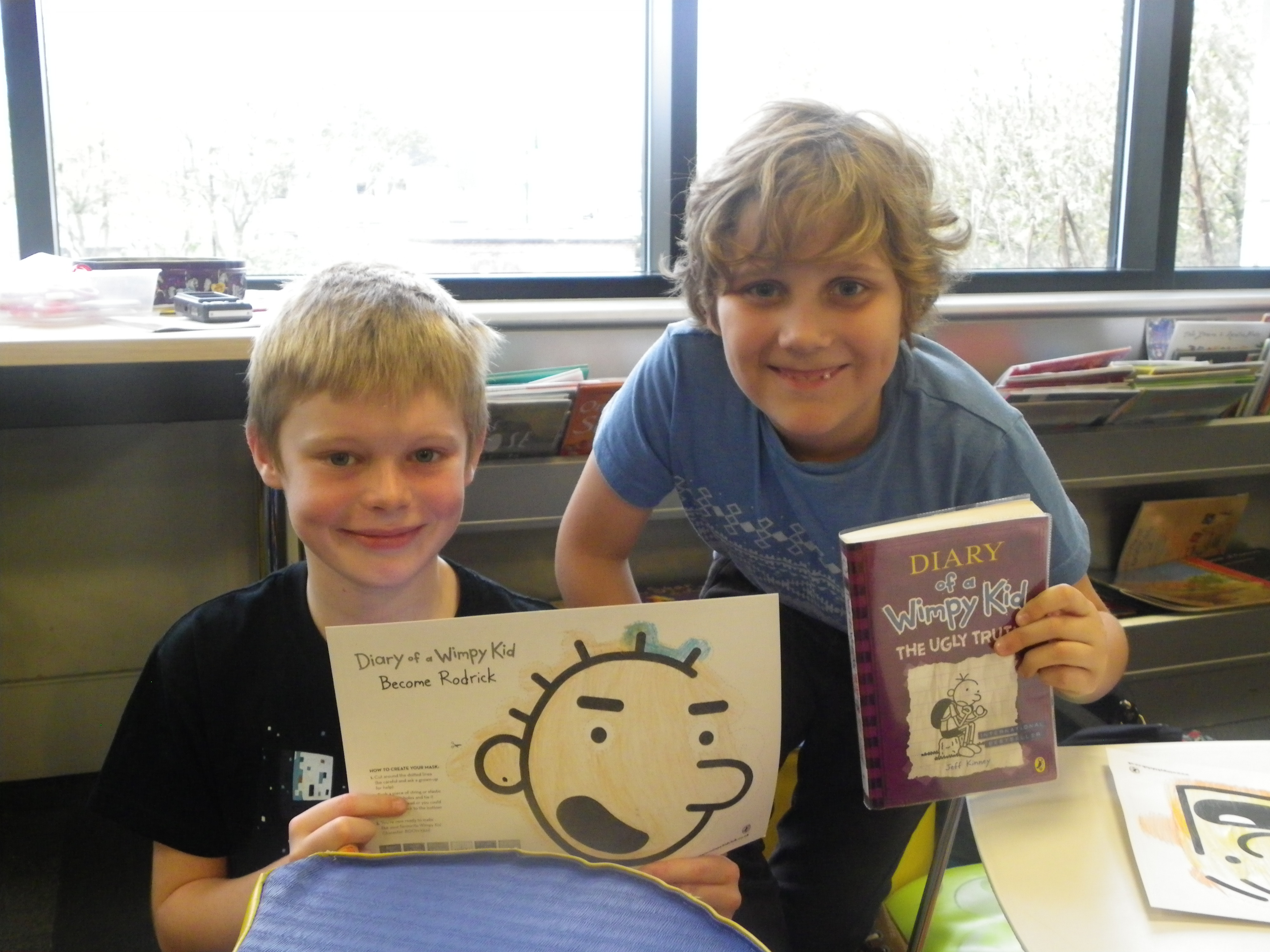 Diary of a wimpy kid news stuck for something to do at half term halton borough council is having a wimpy kid week in its libraries why not dress up your child as their favourite solutioingenieria Gallery