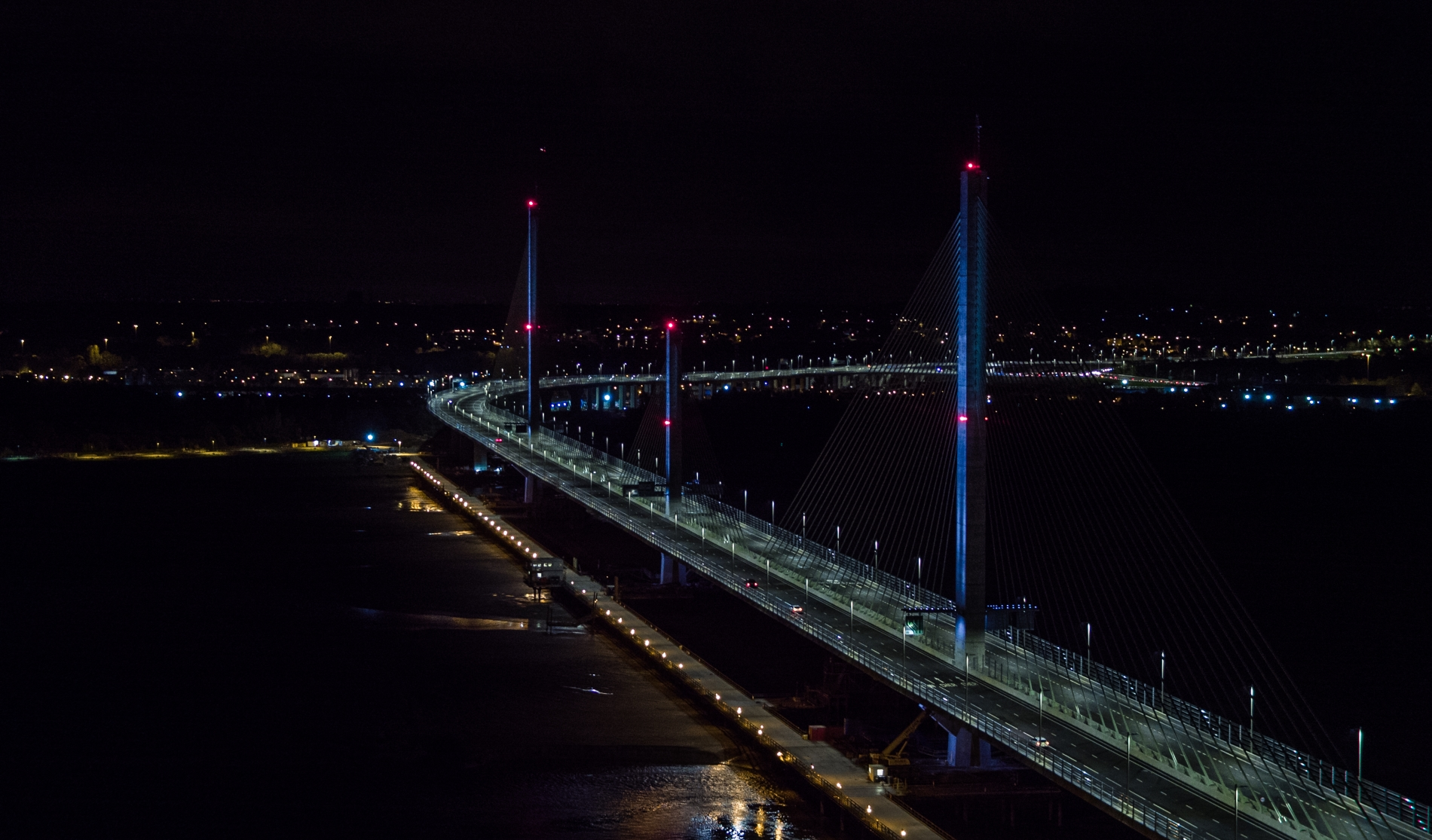 Mersey Gateway Bridge Photo